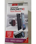 MotorTrend Universal Magnetic Cell Phone Vent Mount - $8.91