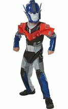 Optimus Prime deluxe Costume, Fancy Dress, Small, UK Size, Childrens - $38.90