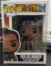 FUNKO POP! MARVEL: Black Panther - Erik Killmonger [New Toy] Vinyl Figure - $9.89