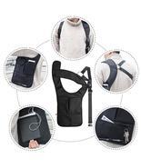 Armpit Bag with Adjustable Strap Anti-theft Portable Chest Bag Men Under... - $81.83