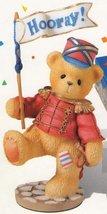 Cherished Teddies Club - Lanny CT005 - 1999 Symbol of Membearship Figurine by EN - $7.58