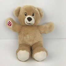Build A Bear Tan Bear Plush Stuffed Animal - $14.85