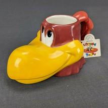 Warner Bros Looney Tunes Foghorn Leghorn Coffee Mug 1994 Applause 3D Figure - $38.50