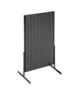 "11""W x  8""D x 20 1/2""H - Countertop Metal Pegboard Display - $34.55"