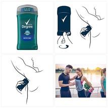 Degree Men Extra Fresh Deodorant Arctic Edge 3 oz (6 Pack) - $22.35