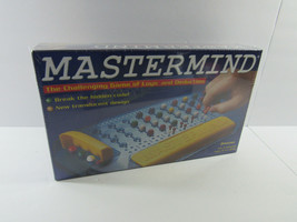 MASTERMIND The Challenging Game Of Logic & Deduction By Pressman (2002) - $29.69