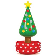 """Beistle 20020 Inflatable Christmas Tree Cooler, 26"""" x 4' 8"""", Multicolored - $26.07"""
