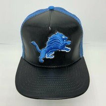 New Era Cap NFL Detroit Lions Black Blue 9FIFTY Snapback - $49.00