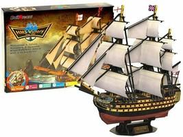 HMS Victory 3D Puzzle - $18.00
