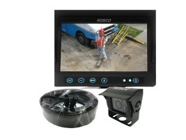 """Heavy Duty Rear View Backup Camera System Complete w/7"""" Color Monitor, W... - $379.71"""