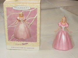 Hallmark Easter Keepsake Ornament Springtime Barbie Collector's Series Christmas - $16.33