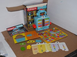 1978 VINTAGE PLAYSKOOL ALPHIE THE ELECTRONIC ROBOT #426 - Original BOX NICE - $59.39