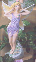 Ceramic Bisque Standing Fairy U-Paint Unpainted U-Paint Fantasy Mystical... - $19.99