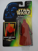 1996 Star Wars POTF Emperor's Royal Guard With Force Pike Action Figure - $15.00