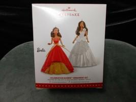 "Hallmark Keepsake "" Celebration Barbie - African American"" 2015 Ornament... - $15.74"