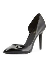 MICHAEL Michael Kors Claire Patent Leather d'Orsay Pumps 11 - $108.89