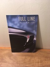 1995 Mitsubishi Full US Line Sales Brochure - $11.87