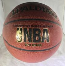 JOEL EMBIID / PHILADELPHIA 76ERS / AUTOGRAPHED FULL SIZE NBA BASKETBALL / COA image 3