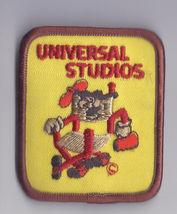 "Vintage Universal Studios California Embroidered Jacket Patch 3"" Mint Un... - $5.00"