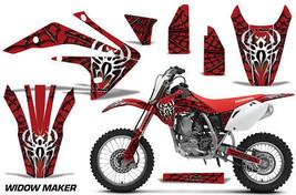 Dirt Bike Kit Grafica Decalcomania Adesivo per Honda Crf150r 2017-2018 V... - $168.88