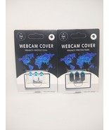 Sliding Webcam Camera Covers 2 pack - $15.00