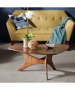 "Ink + Ivy ""Mid century Modern Style"" Blaze Triangle Wood Coffee Table - $185.00"