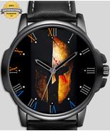 Spartan Warrior Art Sparta   Unique Stylish Wrist Watch - $54.99