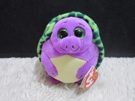 "TY 2014 Beanie Ballz ""Tiki"" The Turtle, New with Tag  - $6.95"