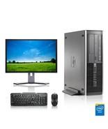 HP Computer 3.1 GHz PC 4GB RAM 160 GB HDD Windows 10 - $242.97