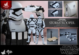 HOT TOYS  Star Wars: The Force Awakens  Storm Trooper Limited Figure Toy... - $439.98