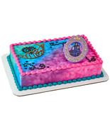 Descendants 3 Good 2 Bad Cake Decoration Party Supplies TOPPER KIT Birth... - $9.85