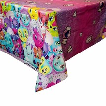 """Hatchimals Rectangular Plastic Table Cover 54"""" x 84"""" Party Supplies - $11.04"""