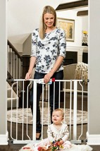 Regalo Easy Step 39-Inch Extra Wide Baby Gate-Safety, Children, Indoor, ... - $49.49
