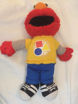 "Sesame Street Elmo Plush 14"" Rockin Shapes & Colors Talking Singing Doll... - $19.79"