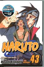 Naruto 43 Man With the Truth Masashi Kishimoto Manga Graphic Novel Shone... - $5.00