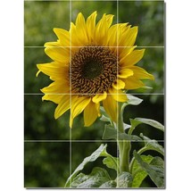 Flower Photo Tile Murals BZ15074. Kitchen Backsplash Bathroom Shower Wall Murals - $120.00+