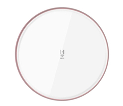 xiaomi zmi fast charging white wireless charger pad iphone xiaomi other ... - $41.99