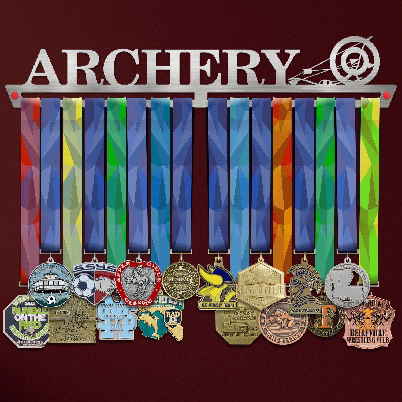 Archery Medal Hanger Display - $45.69
