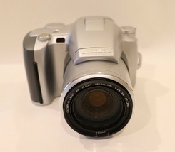 Vintage Olympus IS 500 35MM films Zoom Lens28-120 MM 4XED High Resolution Lens  - $99.99