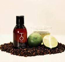 TO112 Lime & Clove Normal Hair Polishing Serum Smoothing Nourishing Full... - $16.24