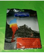 Backpacker's Pantry BEEF AND BROCCOLI STIR-FRY 6.7 OZ TWO SERVINGS SEALED - $10.52
