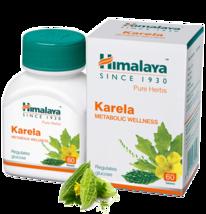 Himalaya Herbal Karela - healthy glucose levels - 60 Tablets - $35.09+