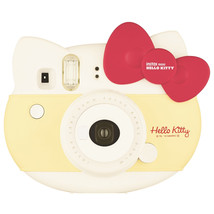 FujiFilm Fuji Instax Mini Hello Kitty Instant Photos Films Polaroid Came... - $124.49
