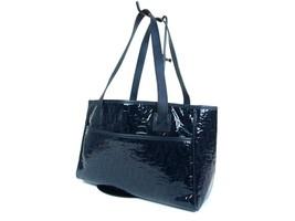 Auth GUCCI Horse Bit Patent Leather Navy Blue Shoulder Bag GS1562 - £233.45 GBP