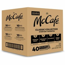 Keurig Mccafe Classic Collection Variety Pack Single Serve Coffee Kcups 40CT - $32.04
