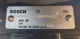BOSCH REXROTH PSV-PSCF-40HRM-55 VANE PUMP 4 CU-INCH DISPLACEMENT R978709217 image 4