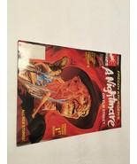 FREDDY KRUEGER'S A NIGHTMARE ON ELM STREET FIRST MAGAZINE [Single Issue ... - $75.52