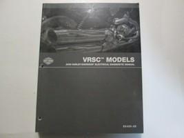 2008 Harley Davidson VRSC Electrical Diagnostic Shop Manual Factory OEM Used 08 - $37.57