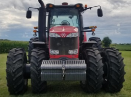 2012 MASSEY-FERGUSON 8680 For Sale In Yorkville, Illinois 60560 image 2