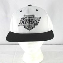 LA Kings White/Black Baseball Cap Snapback  - $24.99